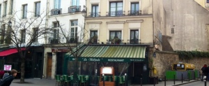 The house featured in Midnight In Paris (minus the council generator in corrugated iron)