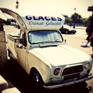 glaces